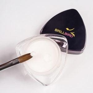 white acrylic owder