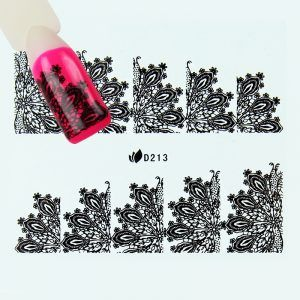 nail stickers d213