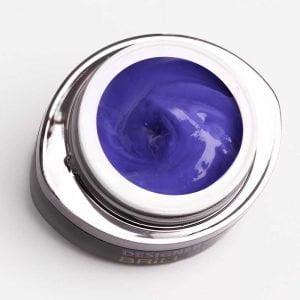 designer gel violet