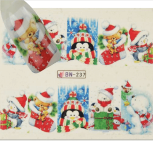 Christma_sticker BN237