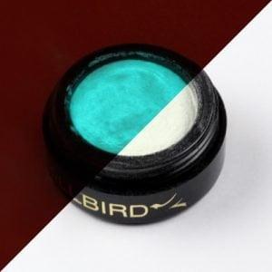 Phosphorescent powder - Ice Blue