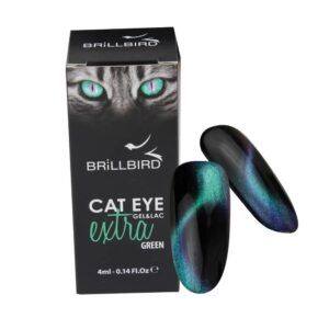 3D Cat Eye extra Green