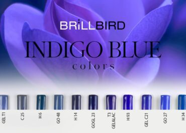 Indigo Blue Colours