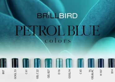 Petrol Blue Colours
