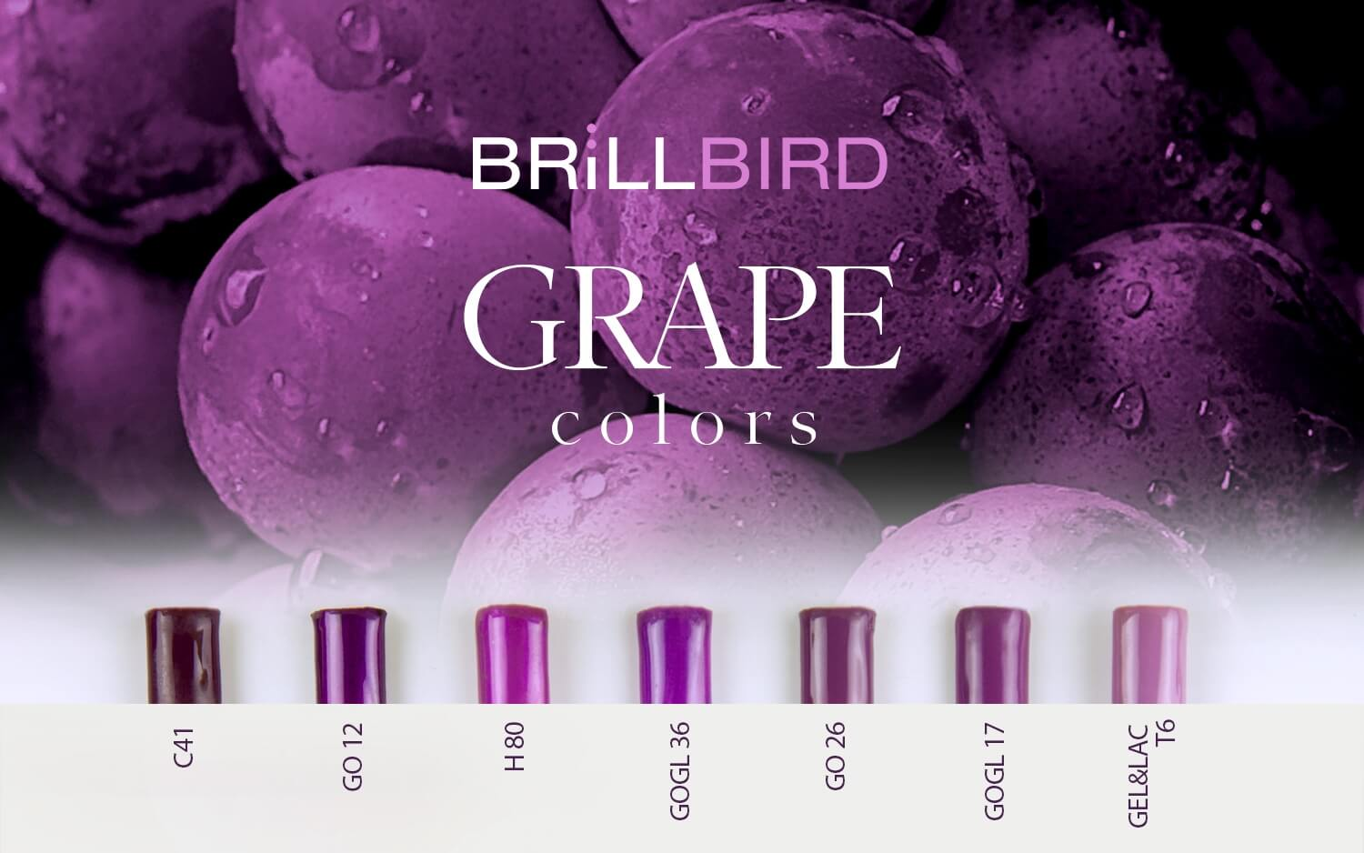 Grape Colours