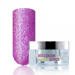 D24 brillbird color acrylic powder