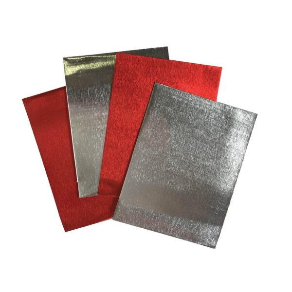 Nail form aluminium base