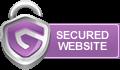Go Get SSL Site Seal Pink