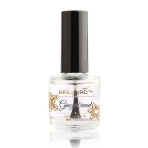 Cuticle oil parfum gingerbread