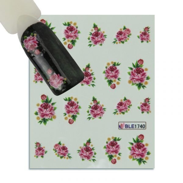 nail stickers ble1740