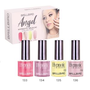 Angel Hypnotic gel&lac selection