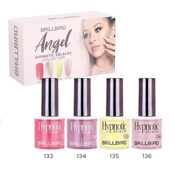 Angel Hypnotic gel&lac selection