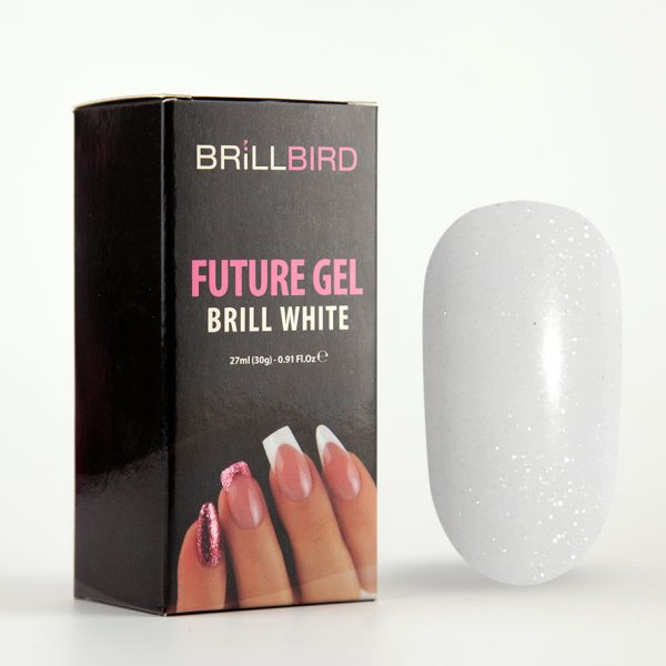 brill white acrygel brillbird