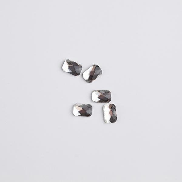 Rhinestone emerald crystal
