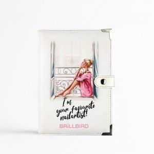 Nail Artist Diary - Ημερολόγιο 2022 - Girl by the window