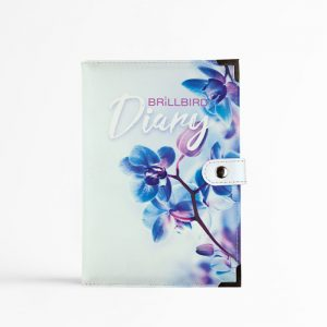 Nail Artist Diary - Ημερολόγιο 2022 - Blue Orchid